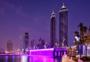 Read more about the article JW Marriott Marquis Hotel Dubai מריוט דובאי